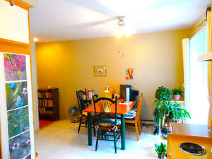 4 1/2 Ahunstic 2 CAC stationnement/ 2 Bedroom w/Parking