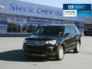 2018 Ford Explorer XLT - Heated Leather Seats, 7 Passenger, Blue