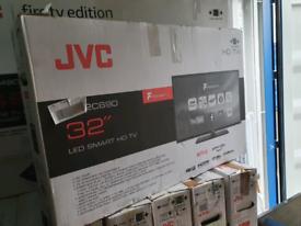 TV 32INCH BRAND NEW SMART WIFI WITH WARRANTY EVERYTHING