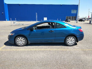 2010 Honda Civic Manual 2 Door Coupe Sports