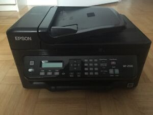 Epson printer all on one WF-2530 with WIFI