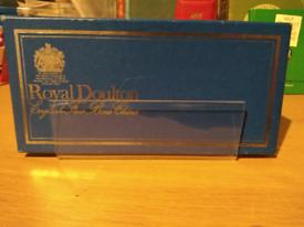 Royal Doulton Coasters. Meadow pattern