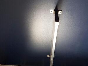 Ikea stainless steel shelf