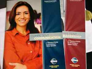 Toastmasters practical guides - Communication and Leadership