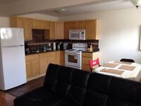 2 bedrooms 800$ all inc near NBCC\Oct 1st only