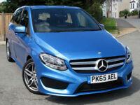Mercedes-Benz B200d 2.1 AMG LINE 134bhp AUTO 7G-DCT 2015 - 65reg 19k mi