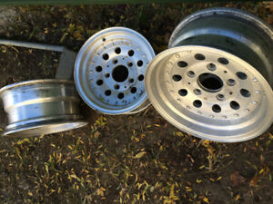 NOW SOLD - Four Shiny Rims Great condition
