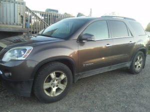 2008 GMC Acadia SLT SUV Leather