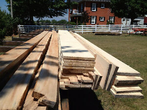 Lumber for Sale Approximately 1000 Board Feet