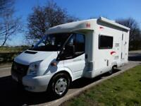**Deposit Taken**Rollerteam Team 200 2007 2 Berth End Kitchen Motorhome