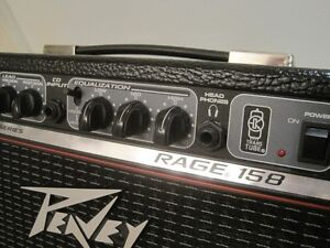 Peavey 158 Rage Amp for sale or trade