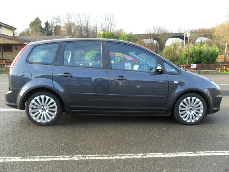 ford c max 1 8tdci 2007 titanium in castleford west. Black Bedroom Furniture Sets. Home Design Ideas