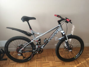 2013 Devinci Dexter RC Bike Full Upgraded and Modified