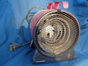 PRO FUSION CONTRACTOR HEATER