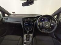 2018 VOLKSWAGEN GOLF R AUTO AWD PETROL 305BHP VIRTUAL DASH 1 OWNER SVC HISTORY