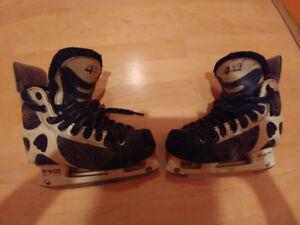 CCM ice skates for kid