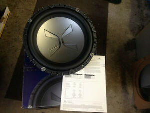 Four NEW 800 Watt  Exile Dual Voice Coil 12in Matched Subwoofers Cambridge Kitchener Area image 7