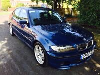 BMW 330i msport LPG CONVERTED not golf SXI Sri a3 bmw Ibiza tdi cdti e46 520