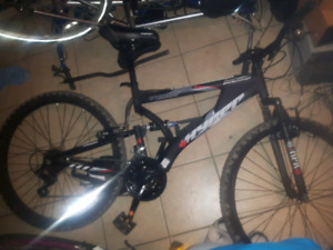Hyper Bear Mountain BRAND NEW full suspension 26""