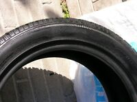 Two 225 / 50 R17 Toyo Observe Garritt Winter tires