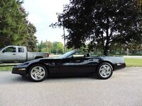 1987 Corvette Convertible/ with Performance Upgrades
