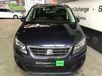 2015 65 SEAT ALHAMBRA 2.0 TDI SE LUX 5D AUTO 184 BHP DIESEL