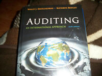 Auditing an international approch - sixth edition by Wally J. Sm