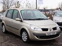 Renault Scenic 1.6 VVT Dynamique, 2007, 65 000 Miles, 6 Months AA Warranty