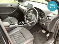 2018 Mercedes-Benz B Class B180d AMG Line 5dr Auto - MPV 5 Seats MPV Diesel Auto