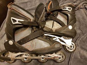 Size 12 men's k2 rollerblades