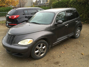 2004 Chrysler PT Cruiser Cabriolet