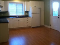 2 BR/1 BA Main Floor Suite Available Oct. 1
