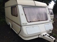 Abbey 1993 2 berth in good condition