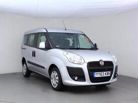 2013 FIAT DOBLO 1.4 16V MyLife MPV 5 Seats