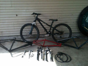 Mountain bike (giant) reduced to sell moving soon