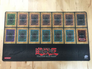 Original Upper Deck Regional Top 8 Yu-Gi-Oh! Playmat Yugioh play