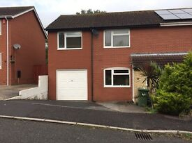 3 bedroom house, to rent Teignmouth.