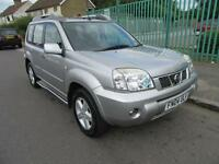 2004 NISSAN X-TRAIL 2.2DCI T-SPEC MANUAL DIESEL 4X4