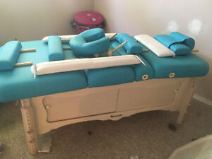 New *** MASSAGE TABLE ***