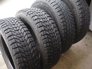 185/65r15 studded winter tires