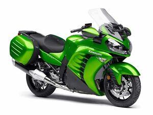 Kawasaki Concours 2015