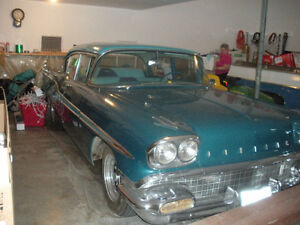1958 Pontiac Stratochief For Sale