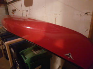 NovaCraft 15ft Canoe sale - Bob Special in TuffStuff -  49lbs