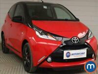 2018 Toyota AYGO 1.0 VVT-i X-Cite 4 5dr Hatchback Petrol Manual