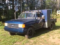 1988 Ford F-350 Pickup Truck
