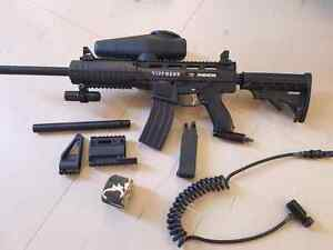 Paintball marker  plus extras