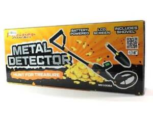 Preceision Audio Kids Metal Detector Black - 129434