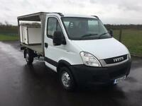 IVECO DAILY 35S11V, White, Manual, Diesel, 2011 milk foat