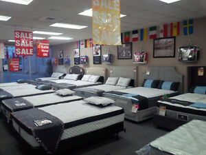 AFFORDABLE MATTRESSES FOR ANY BUDGET. SAVINGS ARE HUGE.