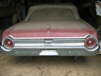 1962 GALAXIE 500 CONVERTIBLE